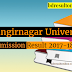 Jahangirnagar university -JU  admission result 2017-18