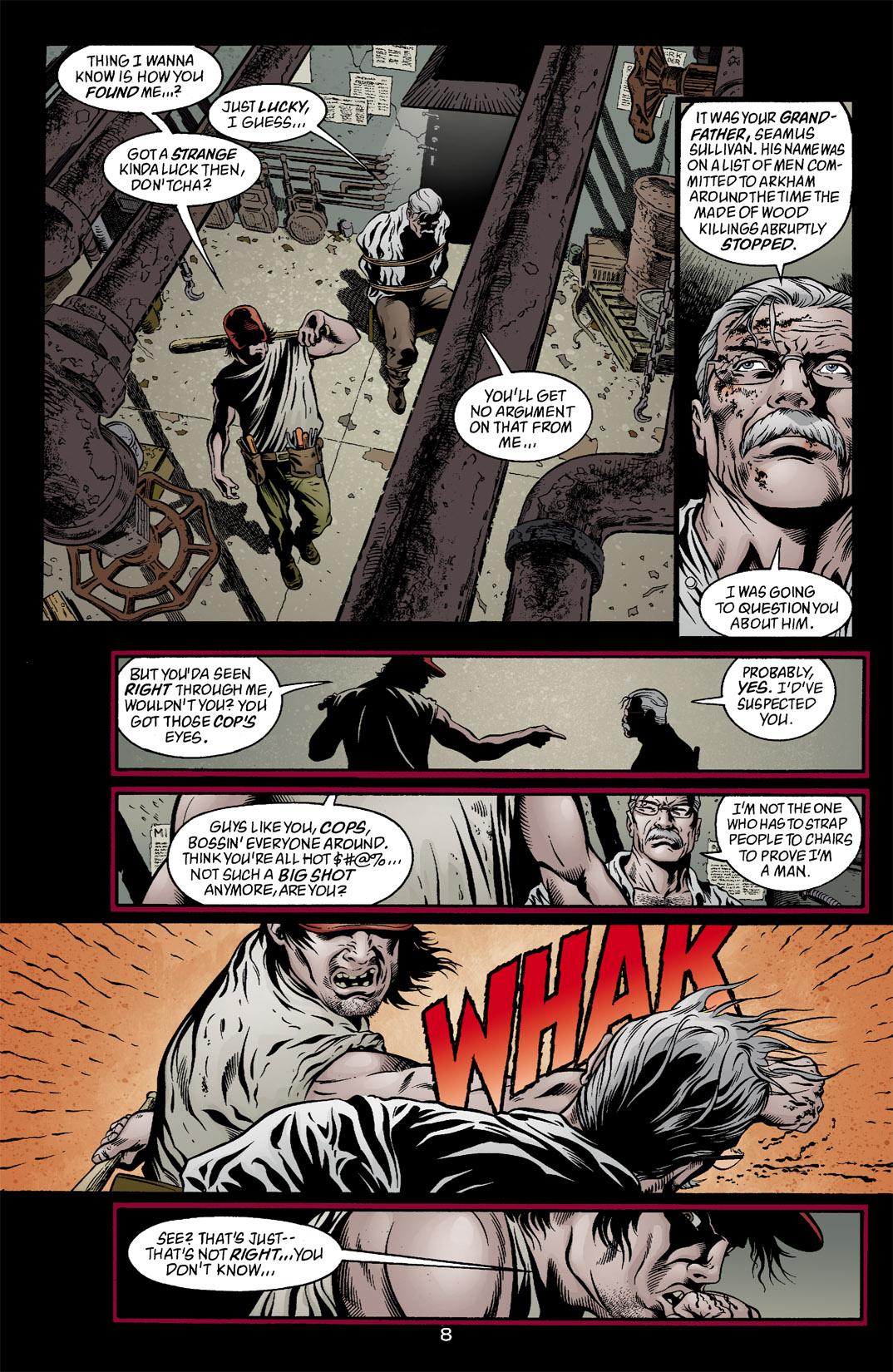 Detective Comics (1937) 786 Page 8