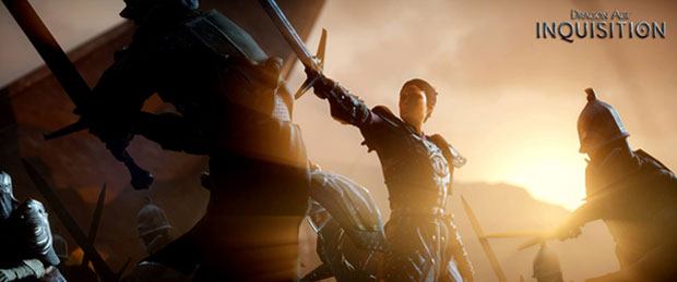 Dragon Age Inquisition Interview