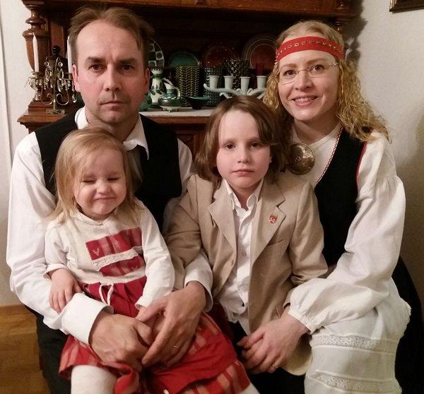 kuva perheestä valokuvaus lapset kuvassa