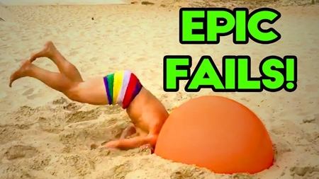 FUNNY FAILS COMPILATION 2017 | TRY NOT TO LAUGH CHALLENGE