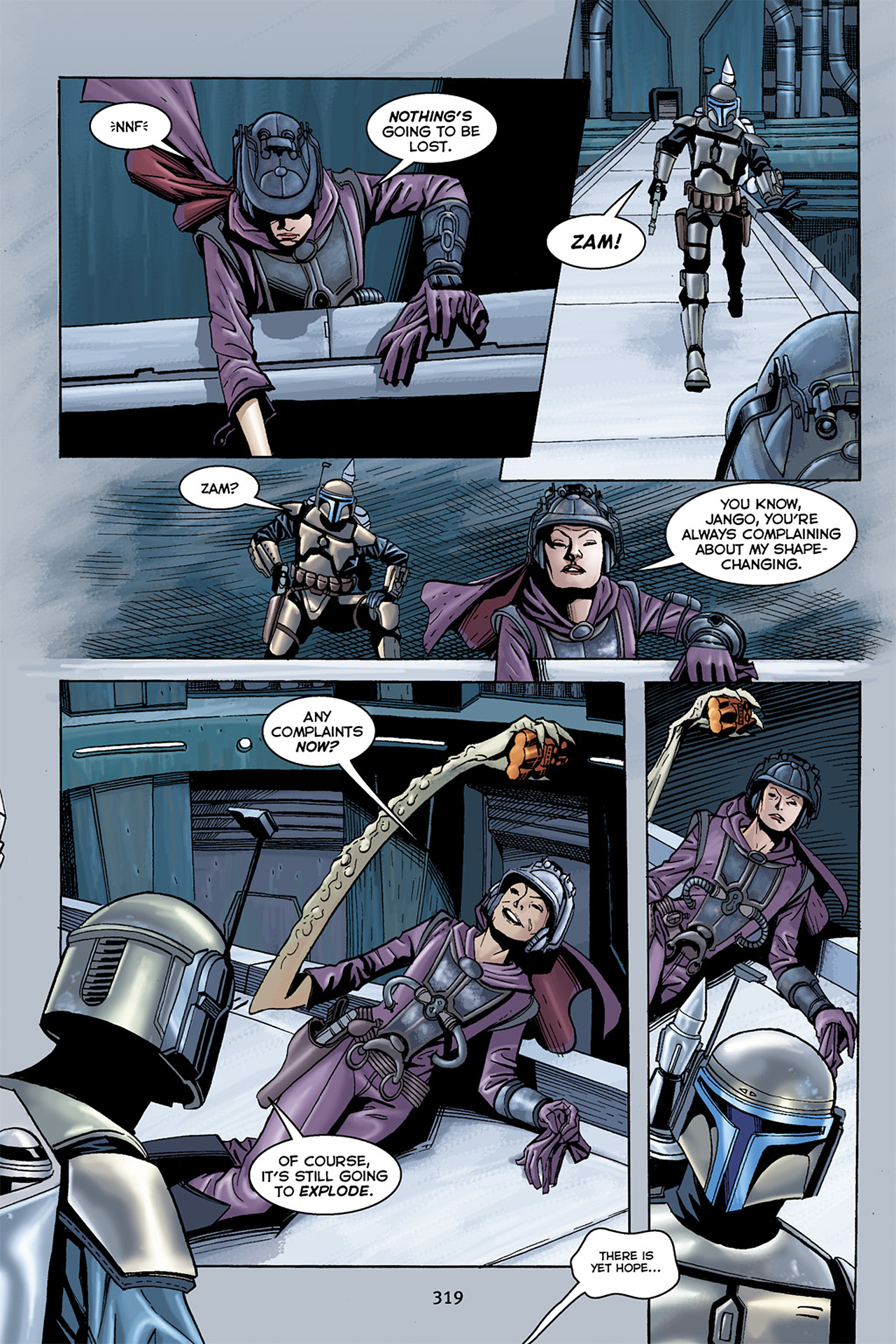 Read online Star Wars Omnibus comic -  Issue # Vol. 10 - 314