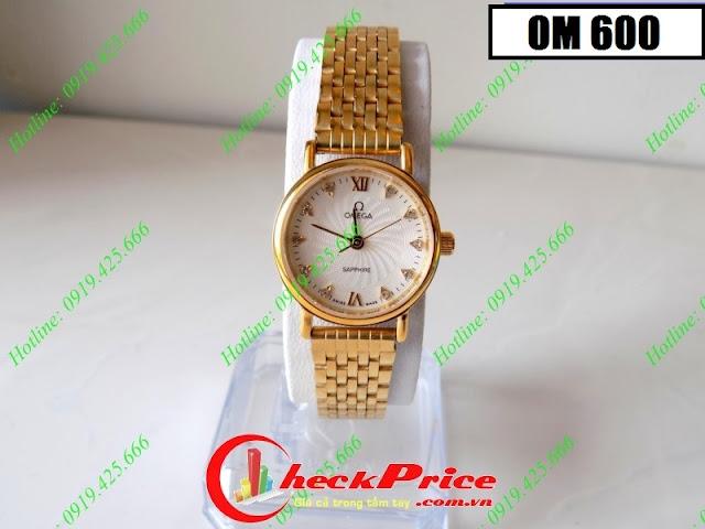 Đồng hồ nữ Omega 600