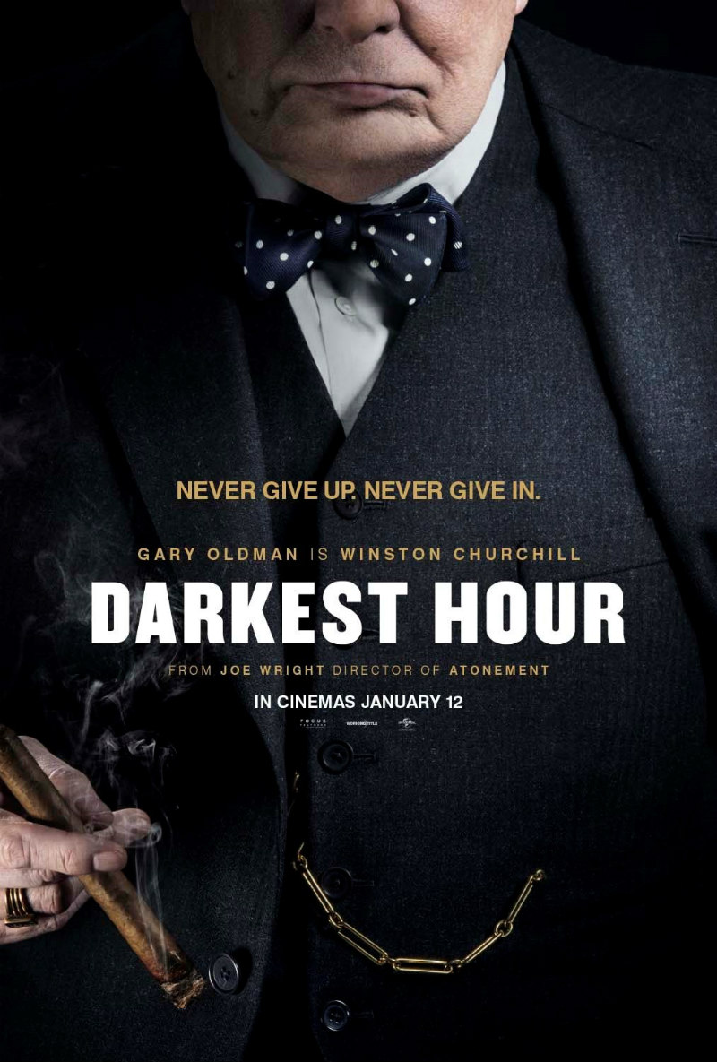 darkest hour uk poster