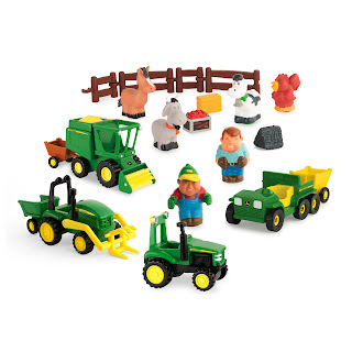 Fun on the Farm Playset from Tomy