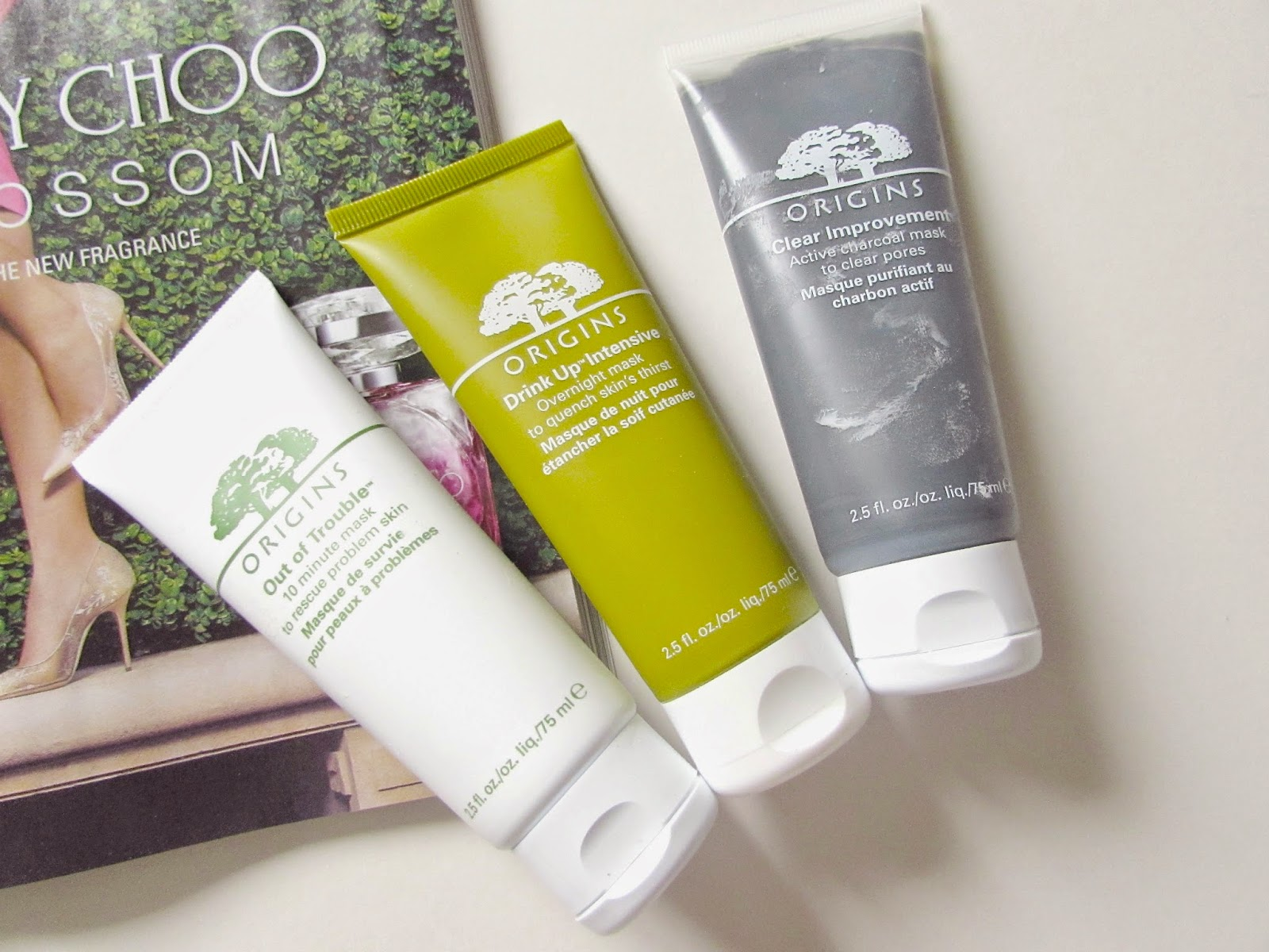Favourite Face Masks from Origins