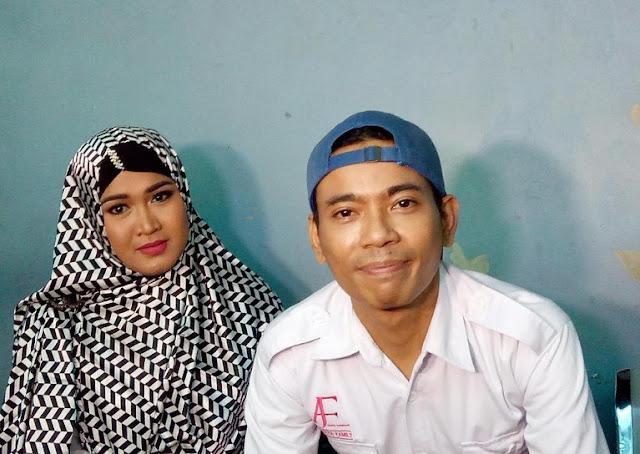 Aris 'Idol' Ditangkap, Istri Menangis Histeris