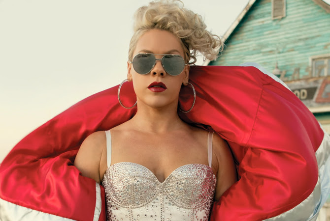 P!nk - Beautiful trauma | Random J Pop
