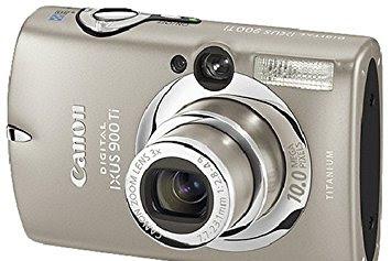 Canon IXUS 900Ti Driver Download Windows, Mac