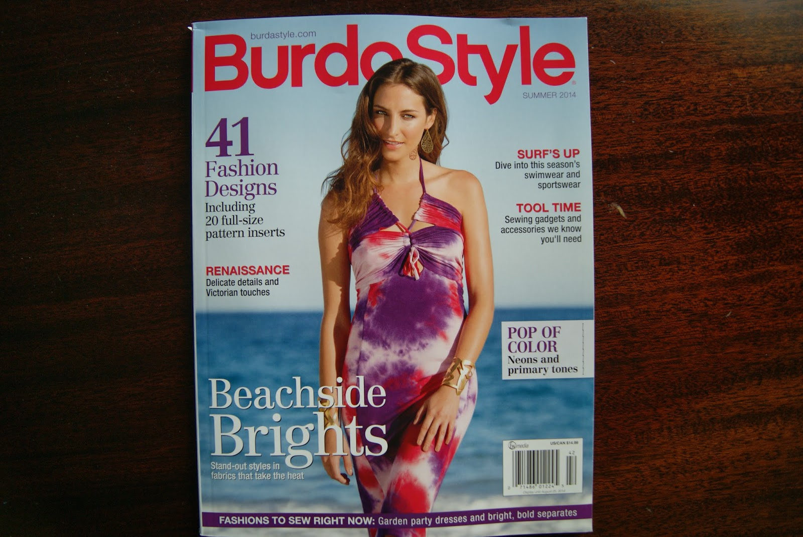 BurdaStyle Magazine Summer 2014