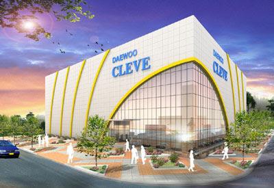 Daewoo Cleve Văn Phú sang trọng trong thiết kế, tiện lợi trong sinh hoạt.