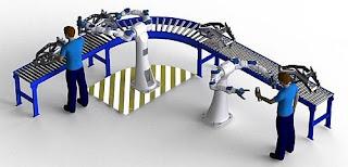 İş dünyasına Co-Bot (robot çalışma arkadaşı) kavramı geliyor
