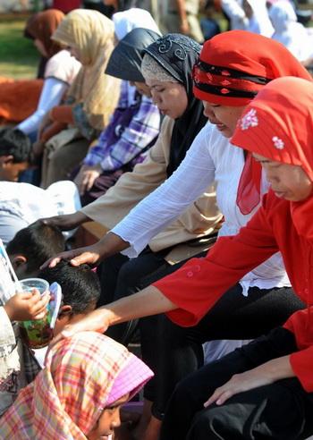 Foto Suasana Ramadhan di Republik Indonesia