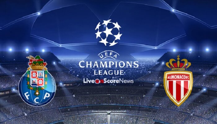 Ver FC Porto vs AS Monaco En Vivo