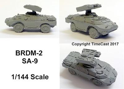 BRDM-2 SA-9