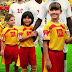 Why Footballers Come Out Of Their Locker Rooms With Children