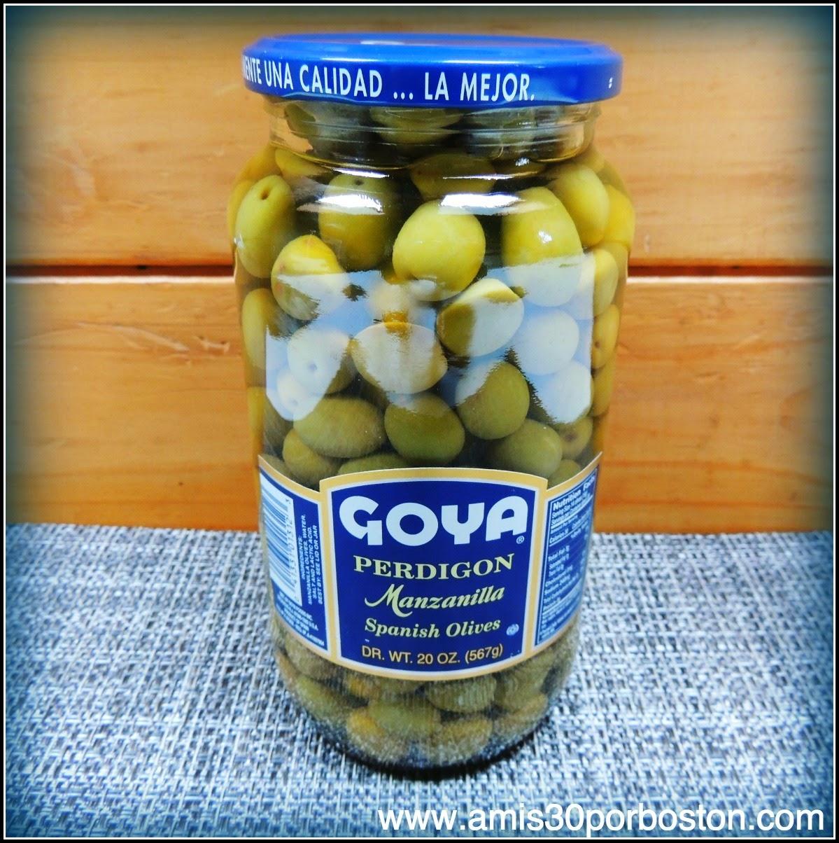 Goya: Aceitunas