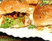 Chicken Tandoori Burger