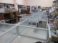 Meja Partisi Kantor