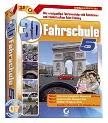 3D Driving School Europe Edition 5.1 Game, Computermastia