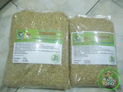 Asep Suprana Indramayu, Jabar   Pembeli Benih Padi TRISAKTI 75 HST Panen  sebanyak 2,5 Kg atau 1 Bungkus dan NAZWA 80 HST Panen sebanyak 2,5 Kg atau 1 Bungkus