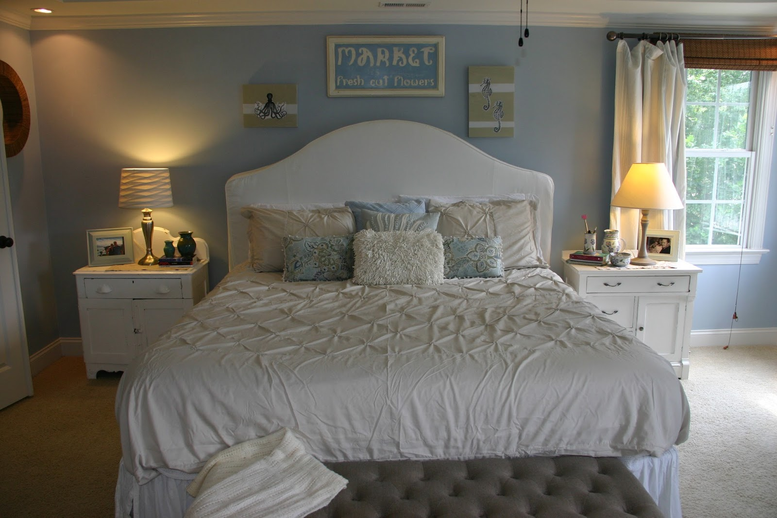 Cottage Blue Designs: Master Bedroom Reveal