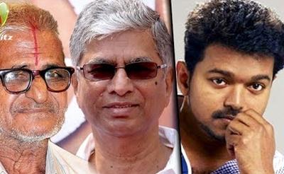 Vijay's father to play Traffic Ramaswamy | Latest Tamil Cinema News, SA Chandrasekhar, Mersal