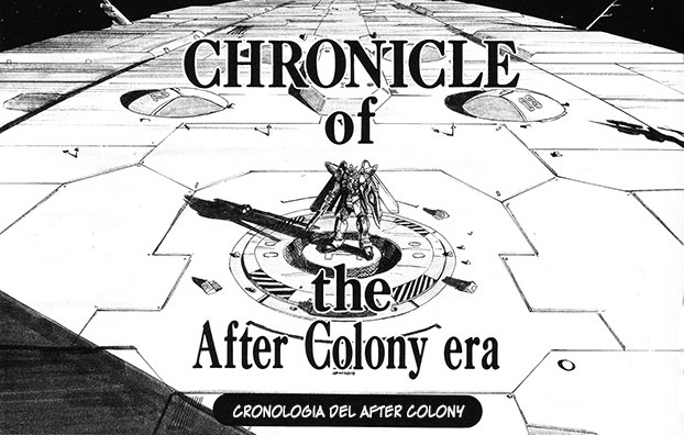 [SCANLATION] Chronicle of the After Colony Era