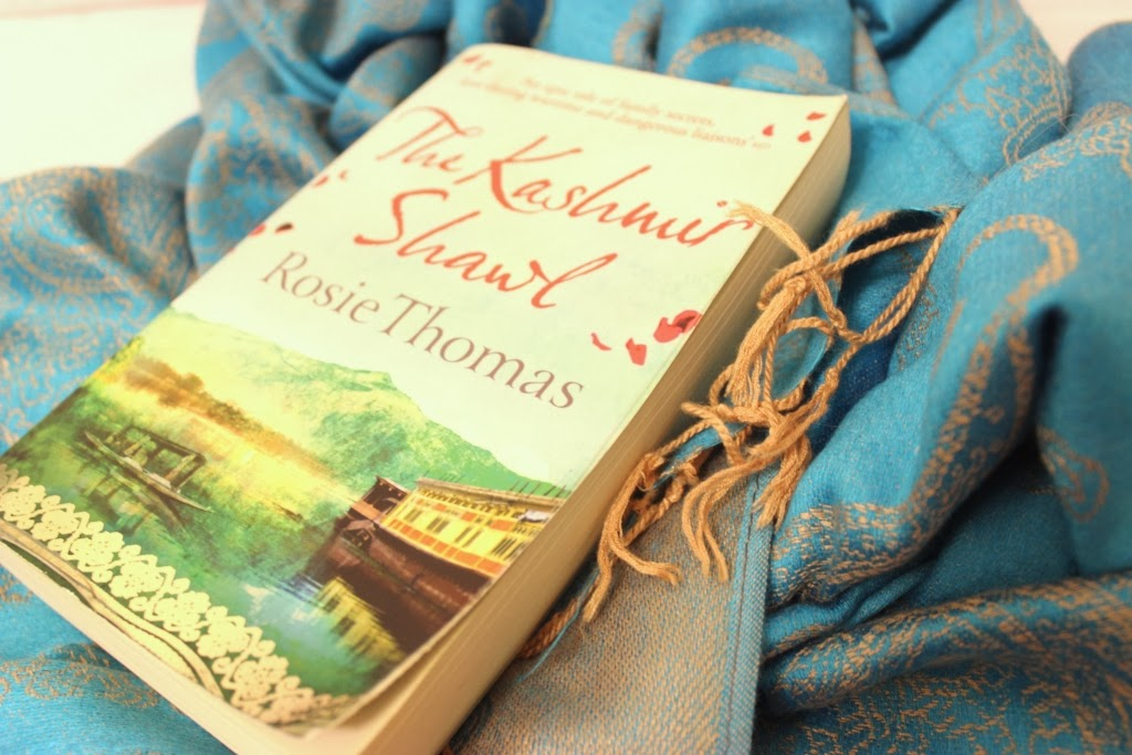 floral and feather: A book review: The Kashmir Shawl