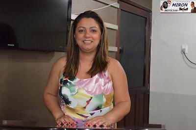 Resultado de imagem para Vereadora Claudiceia Rocha