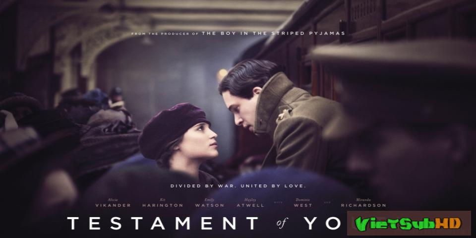 Phim Khát vọng tuổi trẻ VietSub HD | Testament of Youth 2014