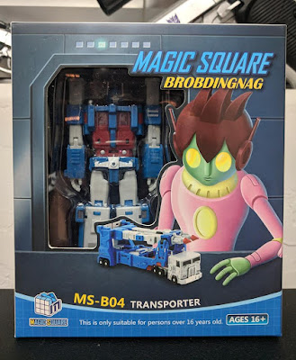 New Transformers MS-TOYS Ultra Magnus MS-B04 Transporter in stock