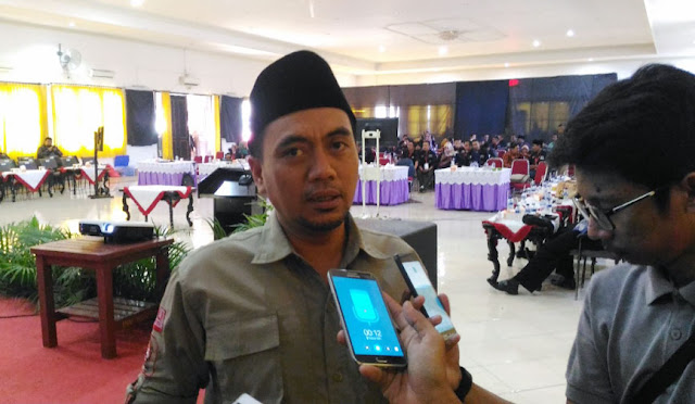 Divisi Sumber Daya Manusia dan Partisipasi Masyarakat, Muhammad Ridhol Mujib