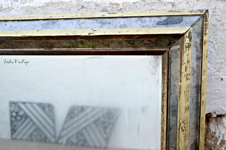 En el diy de hoy transformaremos y daremos vida a un antiguo espejo, parecerá otro