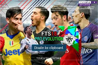 FTS 18 Pro Evolution by Alboin