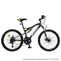 Sepeda Gunung Element Montreal Full Suspension 21 Speed 26 Inci