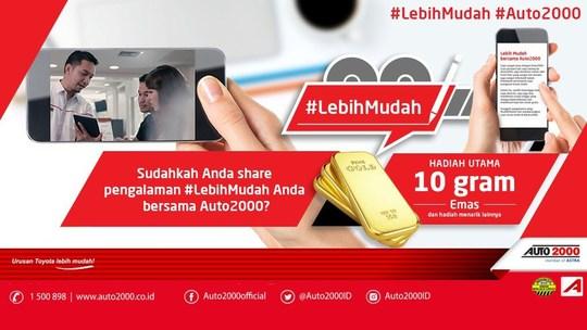 """Kompetisi Video dan Blog """"Lebih Mudah"""" Auto2000"""