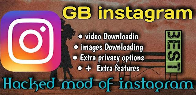 GB Instagram mod of instagram free Download