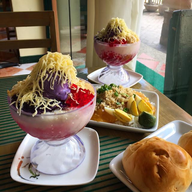 Best Halo-halo in Legazpi City Albay