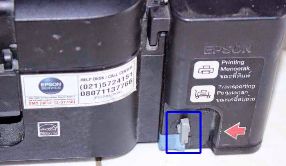 Memperbaiki Printer Epson Tinta Tidak Keluar L110 L300 L350 L355