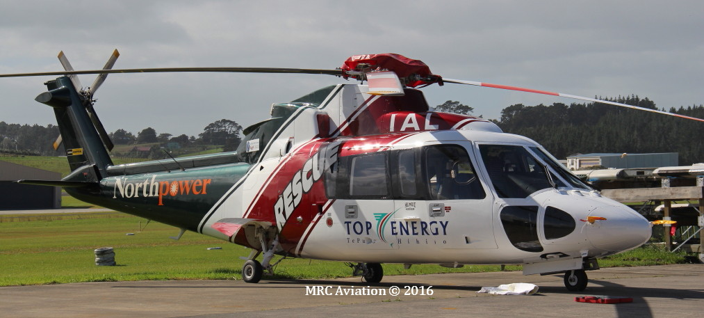 NZ Civil Aircraft Helicopter Review