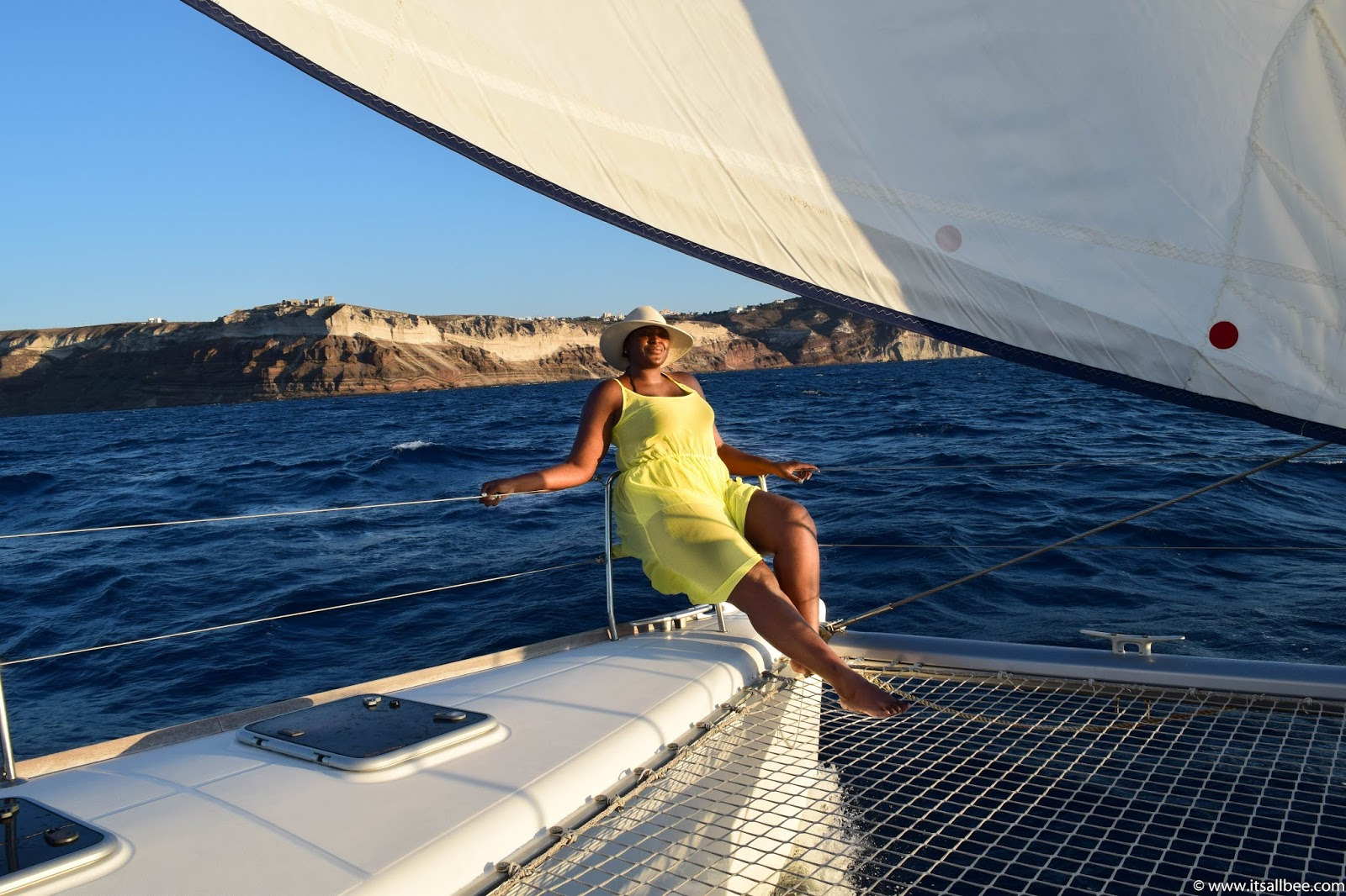 Sailing Greek Islands |sailing tours santorini