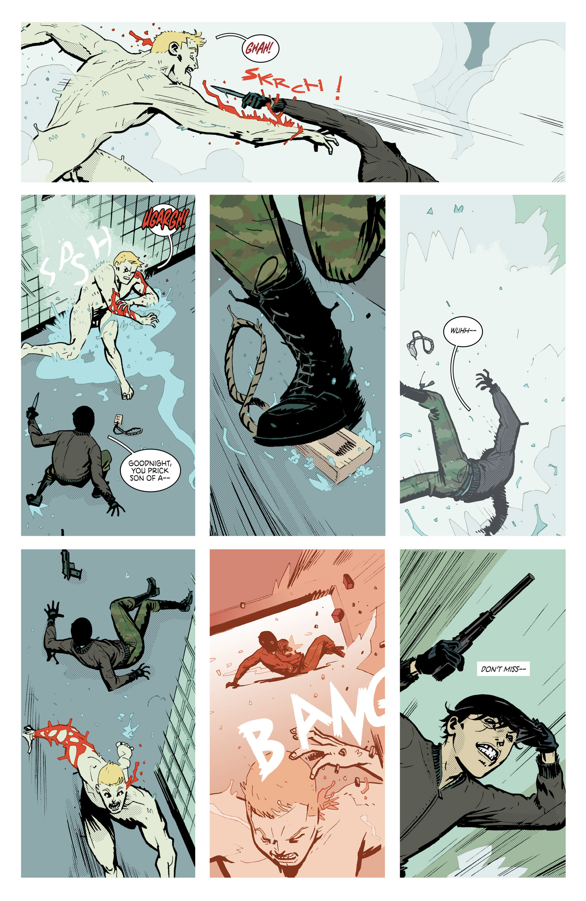 Read online Deadly Class comic -  Issue # _TPB 3 - 105