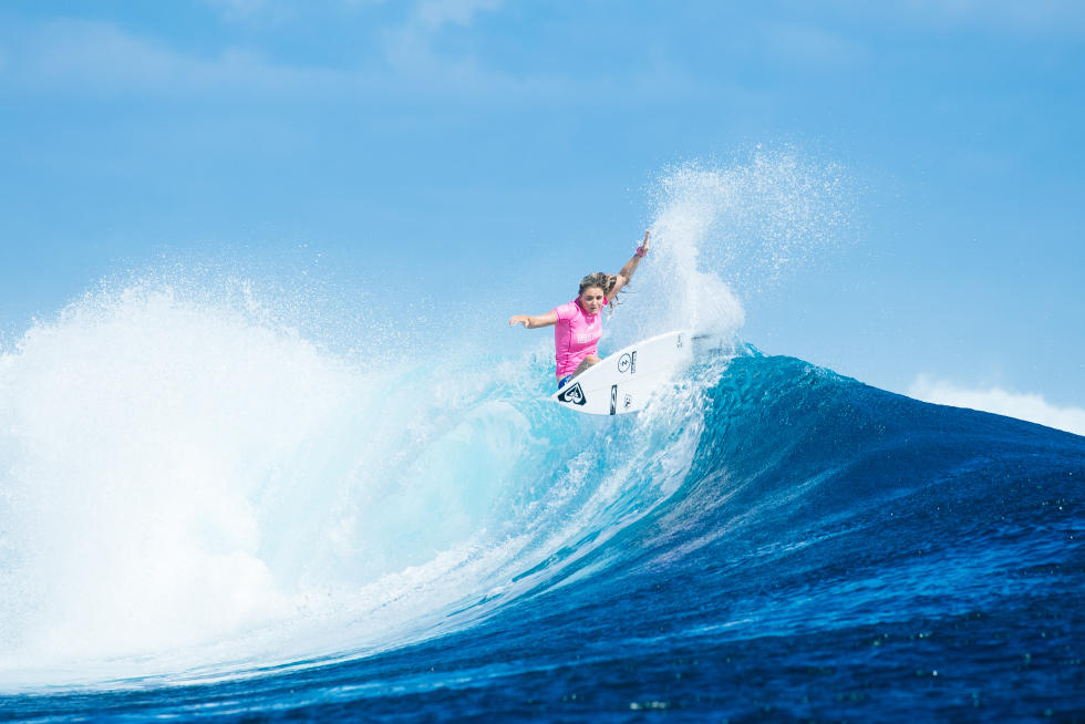 10 Bronte Macaulay Fiji Womens Pro Foto WSL Ed Sloane