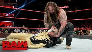 WWE Goldust Bray Wyatt Finn Balor Make-Up Demon