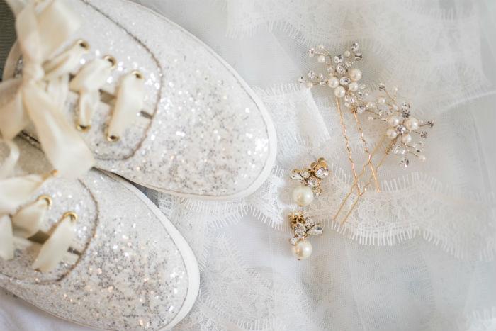 kate spade keds, glitter keds, wedding keds, wedding flats