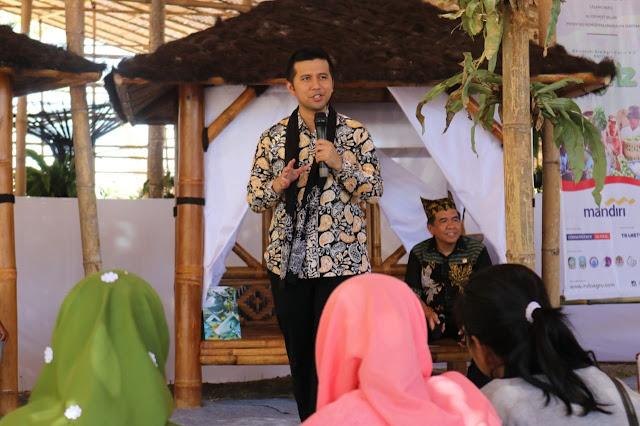 Jadi Pembicara di Agriculture Fishery Livestock and Plantation Internasional Expo 2018, Emil Dardak Paparkan Era Agribisnis 4.0