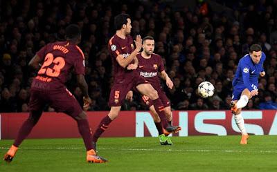Chelsea FC - FC Barcelona