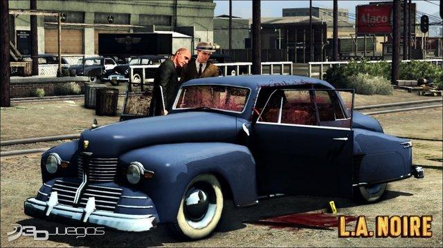 L.A Noire 2011 PC Full Español Edicion Completa ISO 2 DVD9 Descargar