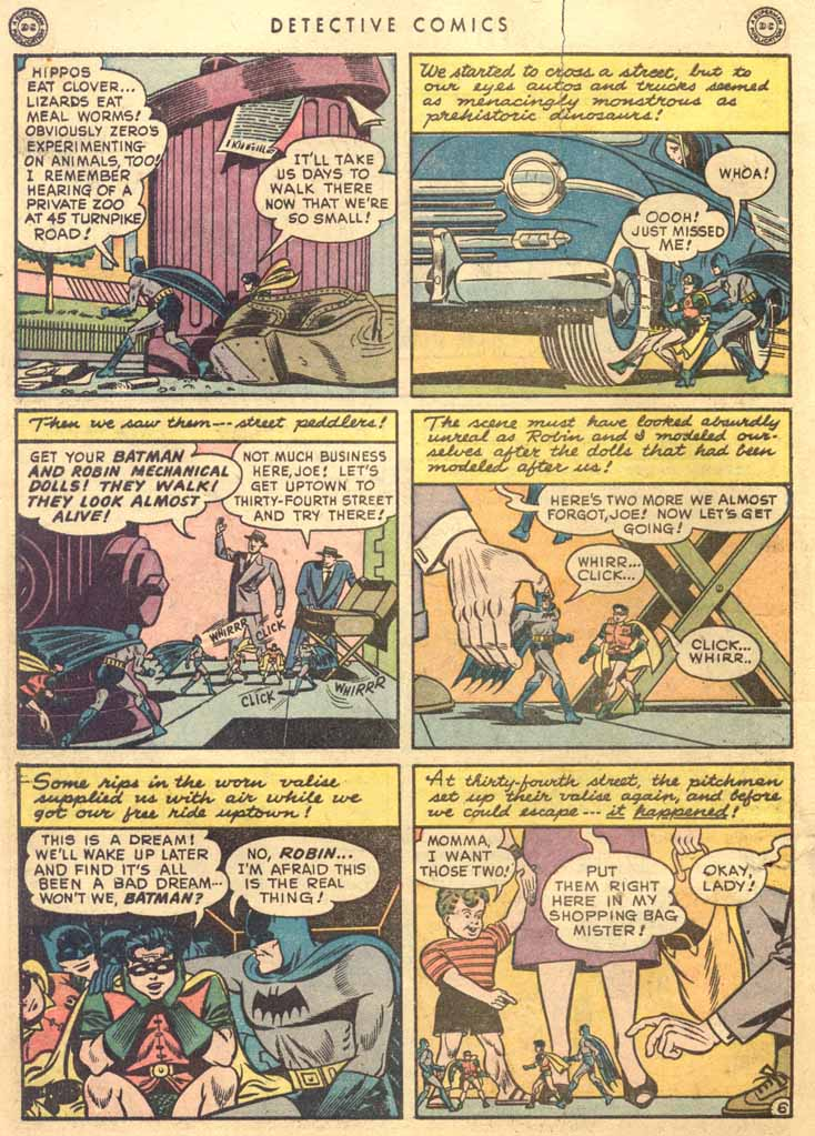 Detective Comics (1937) 148 Page 7